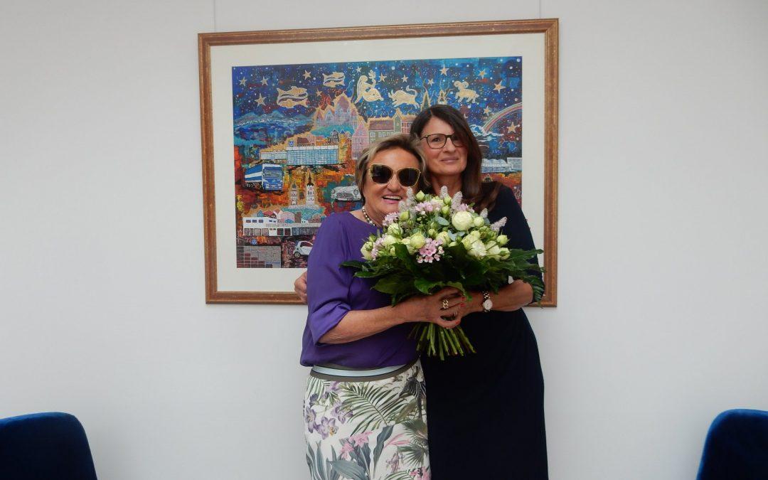 25 Jahre bei Praunsmändtl – Herzlichen Glückwunsch Mathilde!